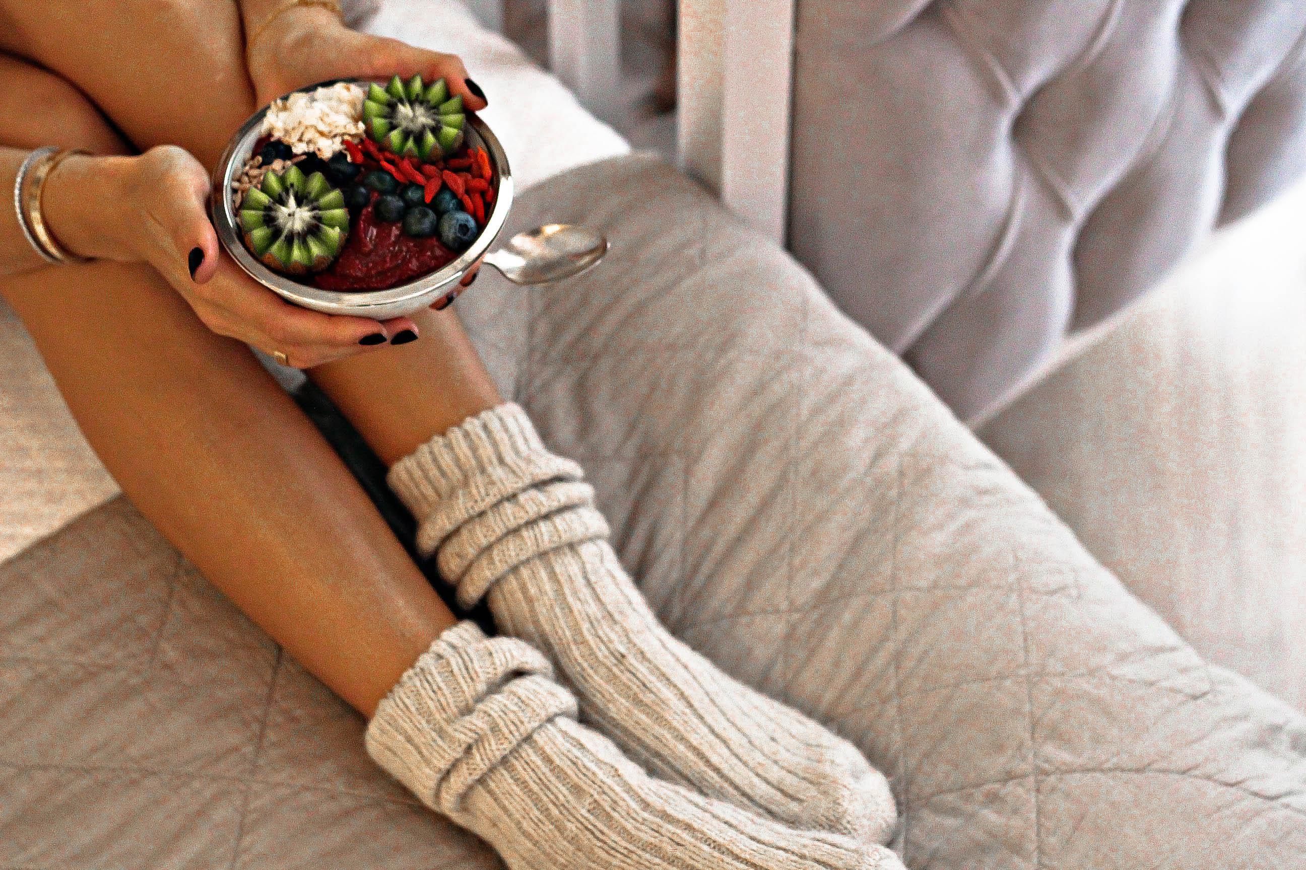 Godmorgon från mitt sovrum - Foodjunkie - Metro Mode